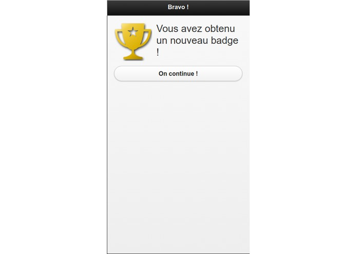 Citoyen actif – screenshot 2