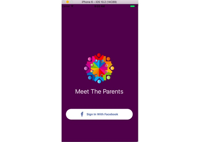 Meet the parents! – screenshot 2