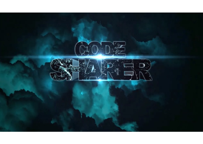 Code Sharer (CS) – screenshot 1
