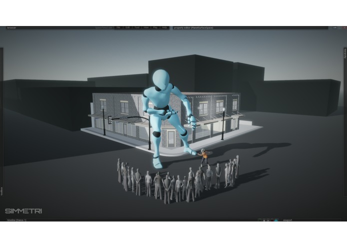 SpaceTime Studio: Mixed Reality Performance Designer – screenshot 18