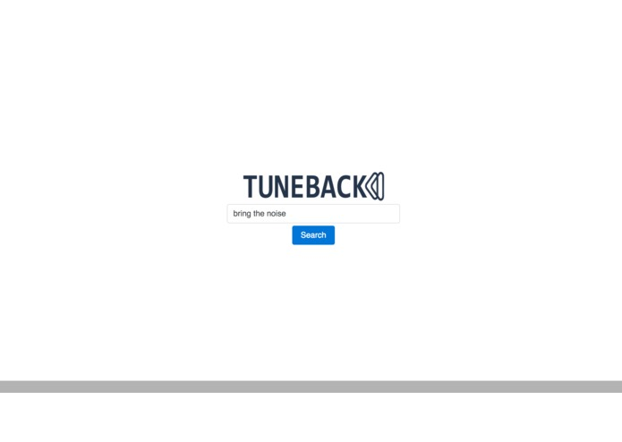 TUNEBACK – screenshot 2