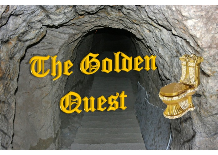 The Golden Quest – screenshot 1