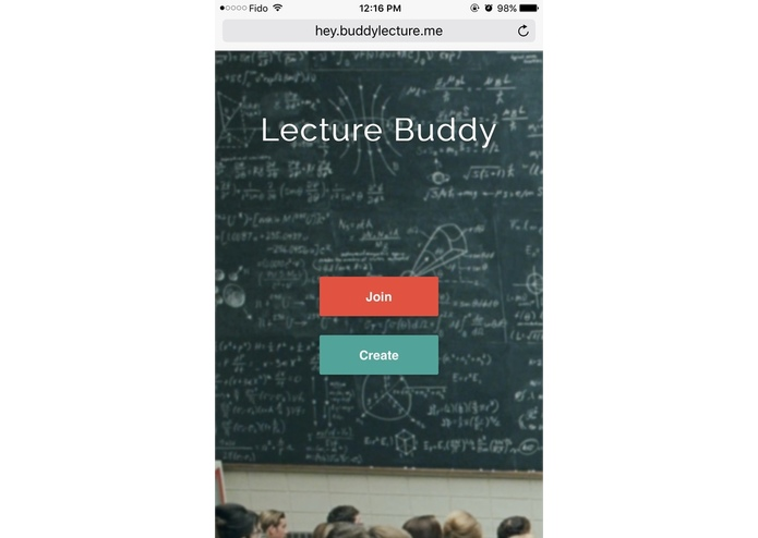 Lecture Buddy – screenshot 2
