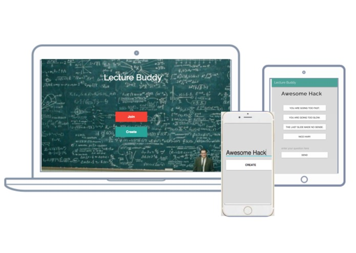Lecture Buddy – screenshot 1