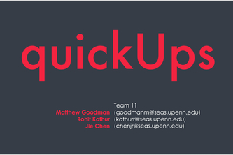 quickUps - Effortless high-res video delivery