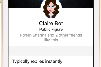 Claire Bot