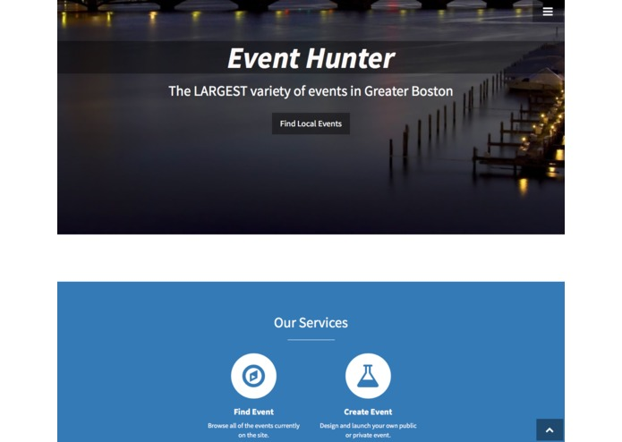 Event Hunter – screenshot 1