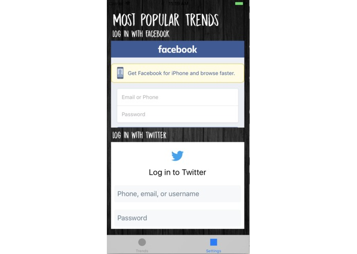 My Daily Trends – screenshot 3