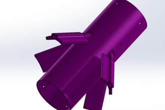 Astro Rocket Design - Air Brakes