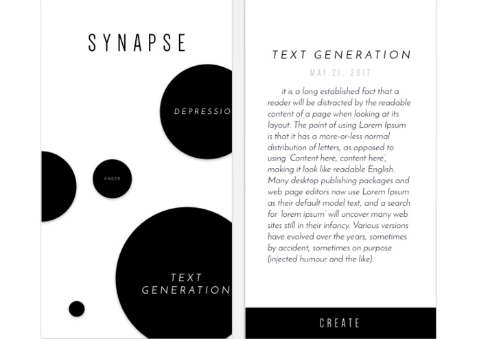 Synapse – screenshot 2
