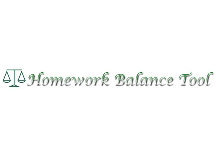 Homework Balancer – screenshot 1