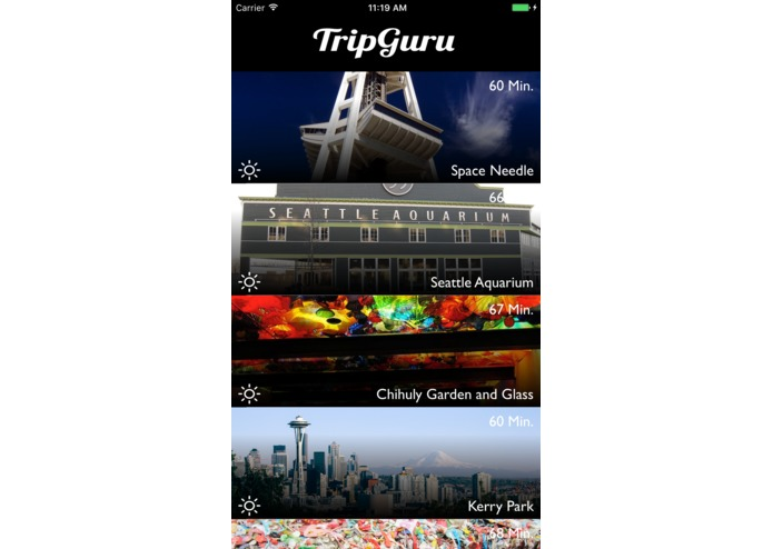 TripGuru – screenshot 5