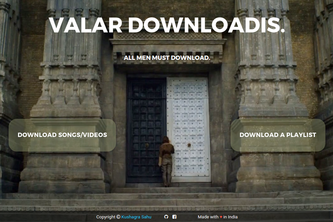 Valar Downloadis
