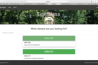 TigerCourse