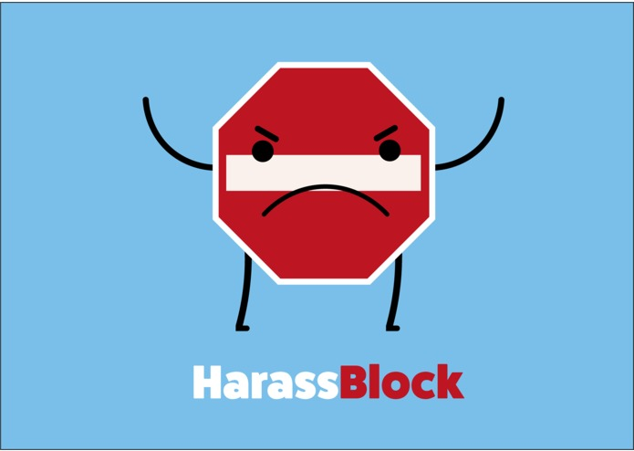 HarassBlock – screenshot 1