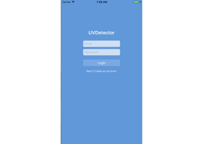 UVDetective – screenshot 1