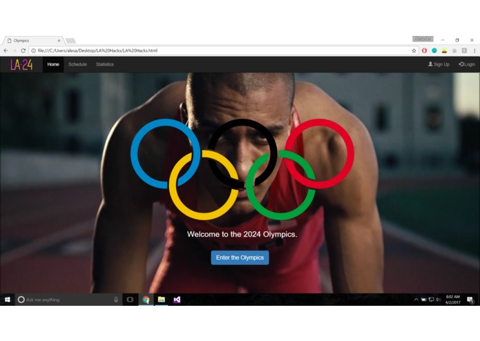Fantasy Olympics – screenshot 1