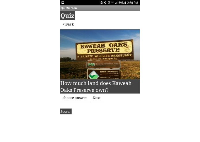 Kaweah Oaks Preserve: Informational Guide – screenshot 7