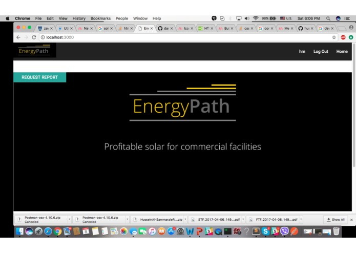 EnergyPath – screenshot 1