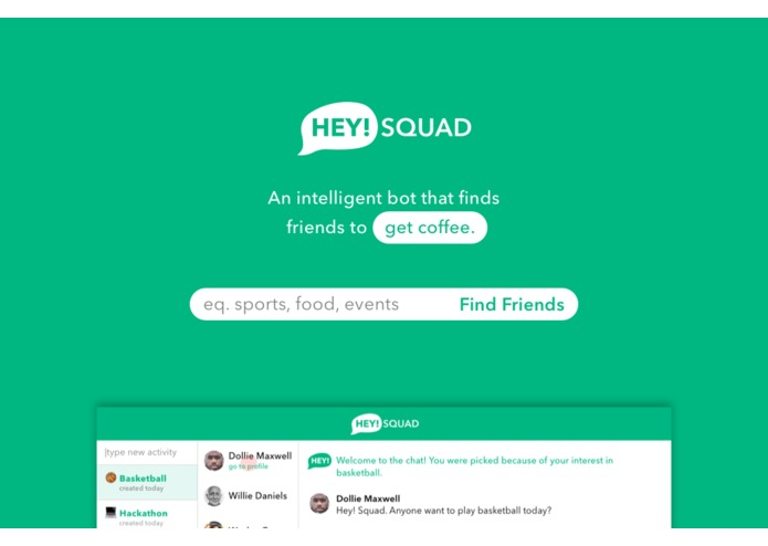 HEYsquad – screenshot 1