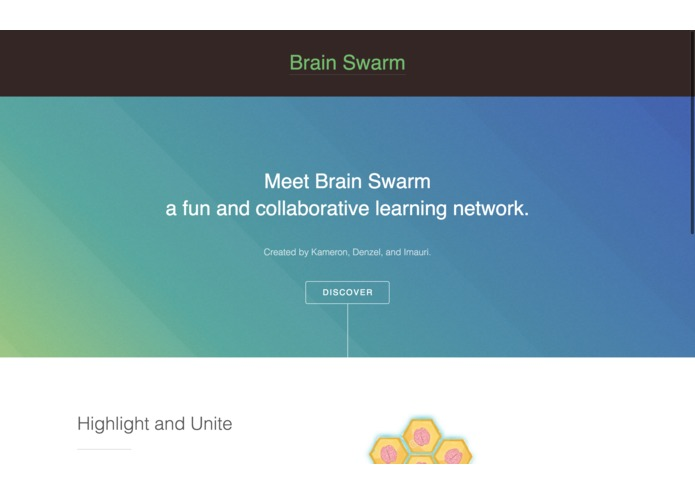 Brain Swarm – screenshot 1