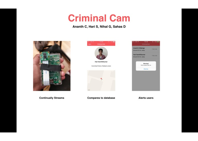 Criminal Cam – screenshot 1