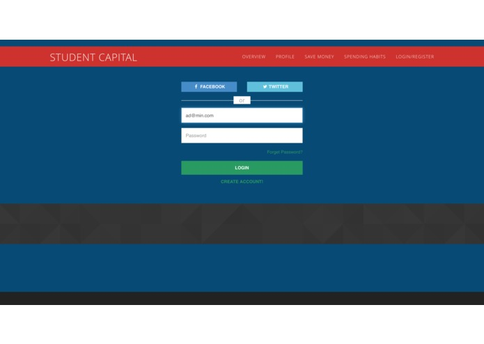 Student Capital – screenshot 2