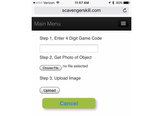 Scavenger Hunt – screenshot 2