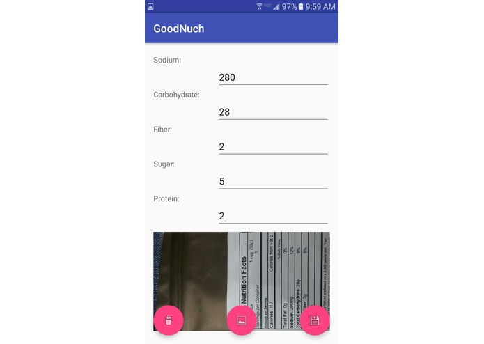 GoodNuch – screenshot 3