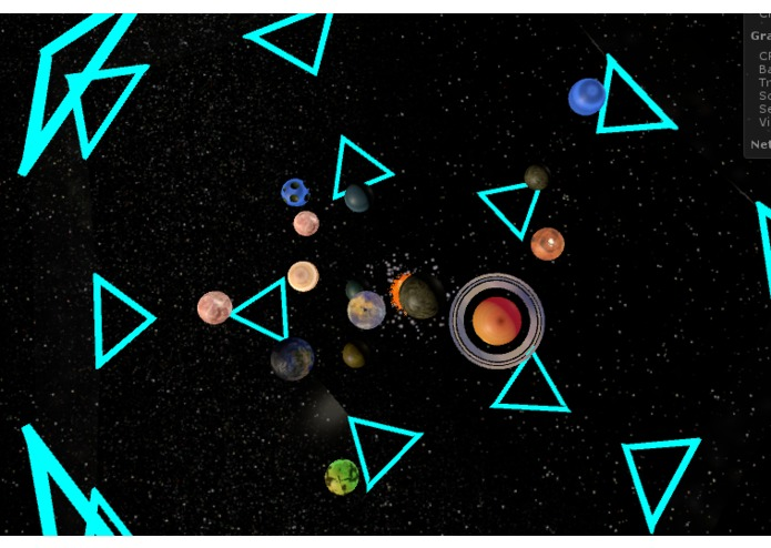Planetary Pool VR – screenshot 2