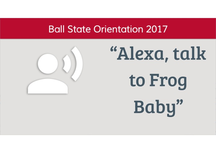 Frog Baby for Alexa – screenshot 2