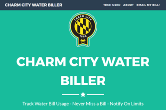Charm City Water Biller