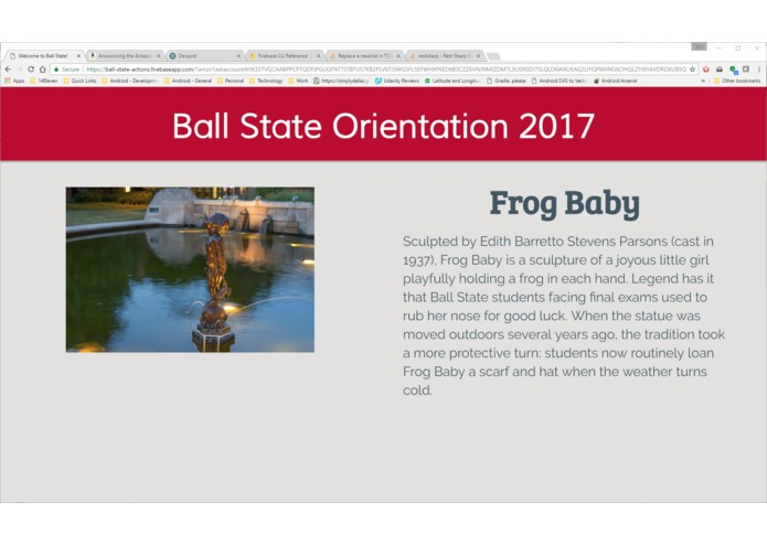 Frog Baby for Alexa – screenshot 10