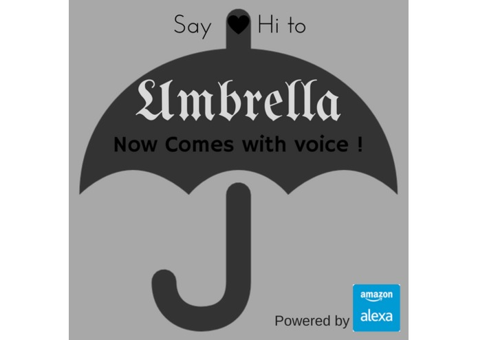 Take Umbrella amazon skill. – screenshot 1