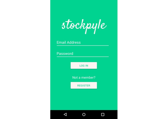 stockpyle – screenshot 2