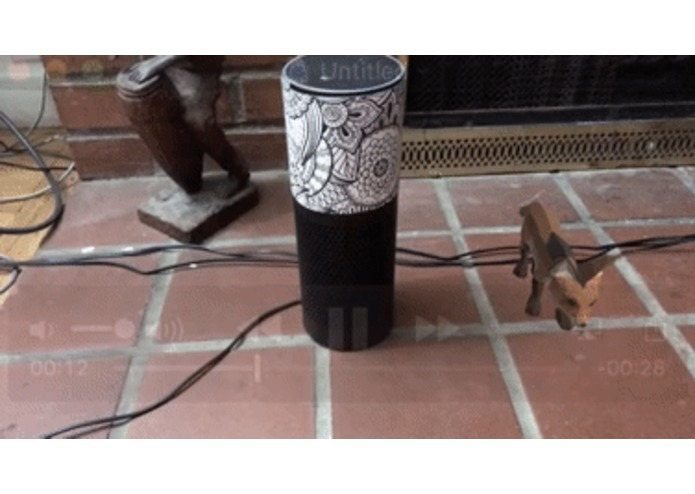 Tiny Fox - A Virtual Pet for Amazon Alexa – screenshot 1