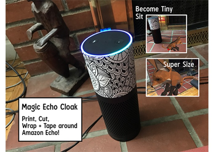Tiny Fox - A Virtual Pet for Amazon Alexa – screenshot 2