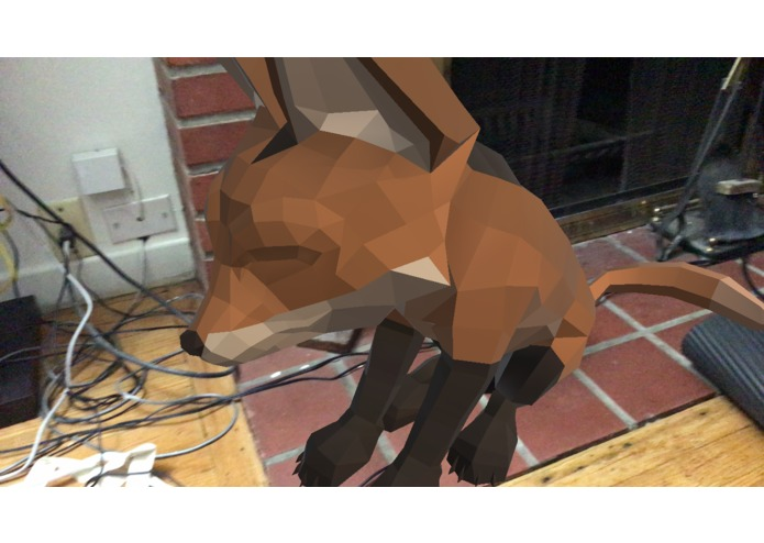 Tiny Fox - A Virtual Pet for Amazon Alexa – screenshot 4