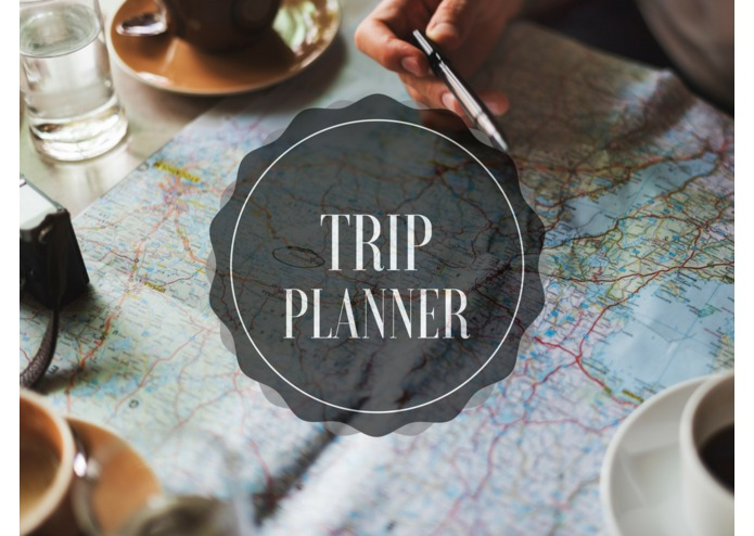Trip Planner – screenshot 1