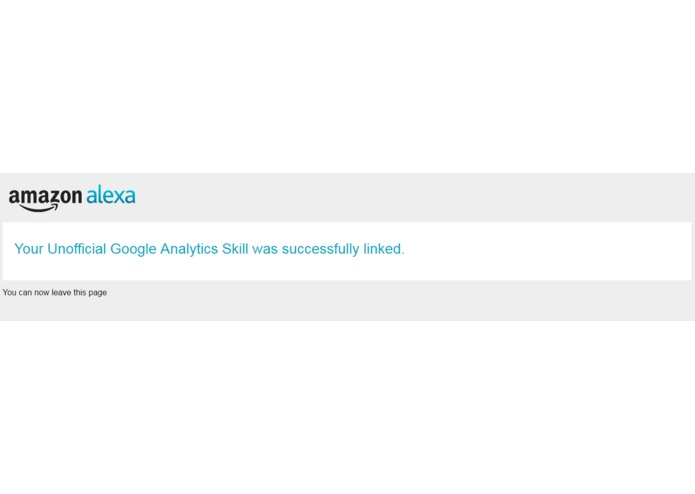 Unofficial Google Analytics – screenshot 3