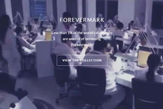 Forevermark Landing Page