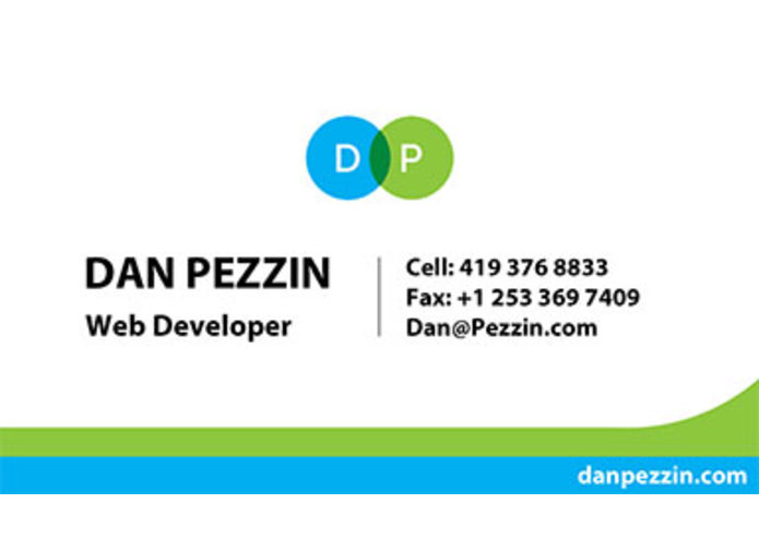 Business Cards – screenshot 1