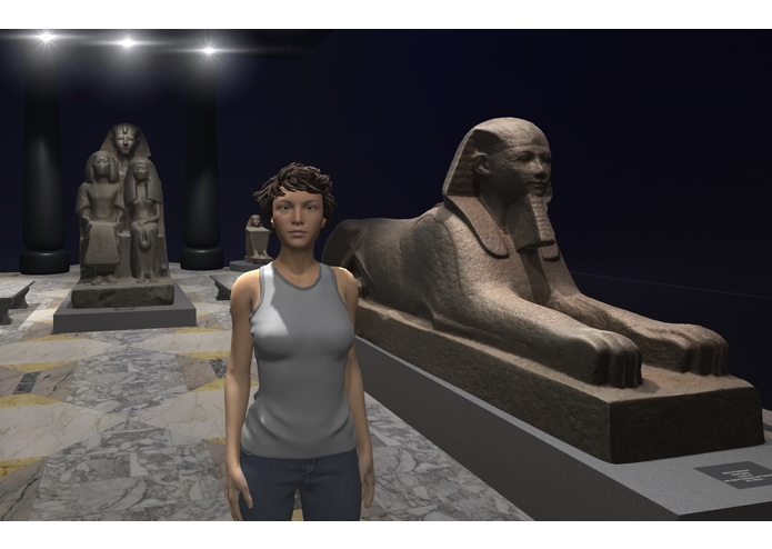 Virtual Museum – screenshot 1