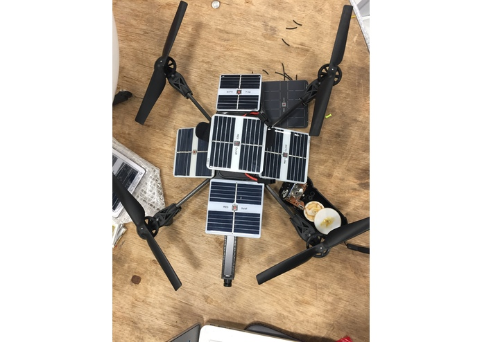 Power to the People Drone: Self-Charging Drone w/Wifi – screenshot 3