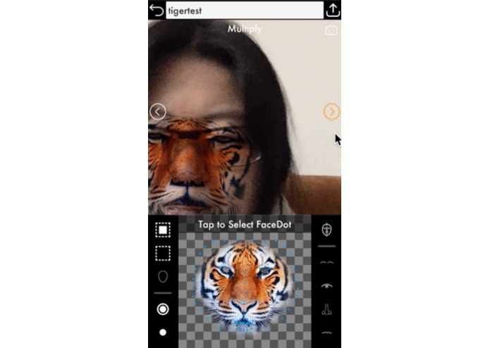 Face Mask Designer – screenshot 1