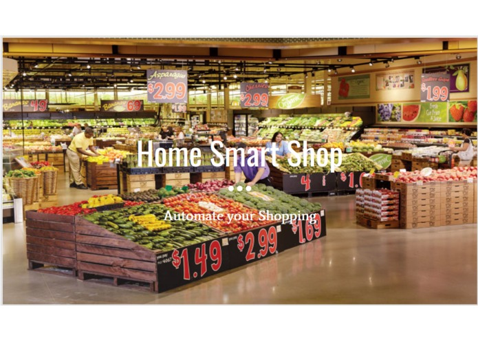 HomeSmartShop – screenshot 1
