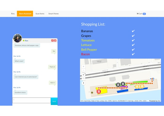 HomeSmartShop – screenshot 2