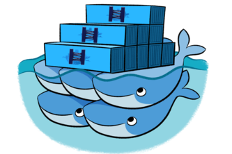 Deploy The Glue with Docker Swarm