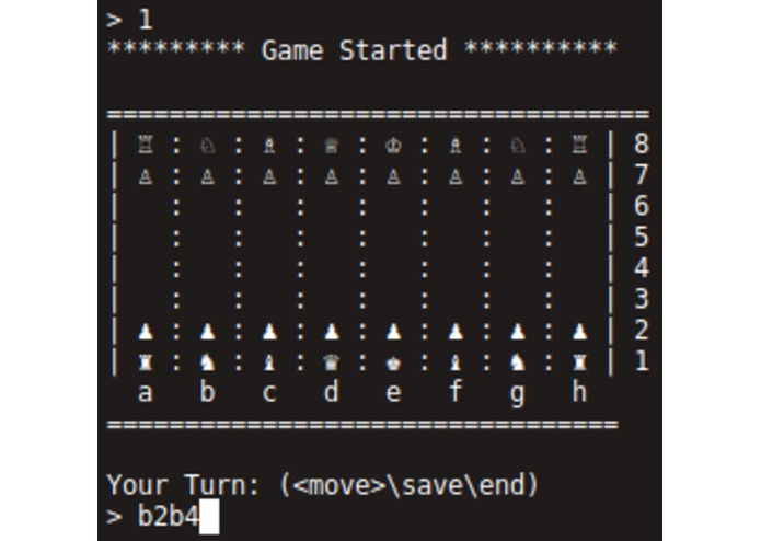 OPA-Chess-Engine – screenshot 5