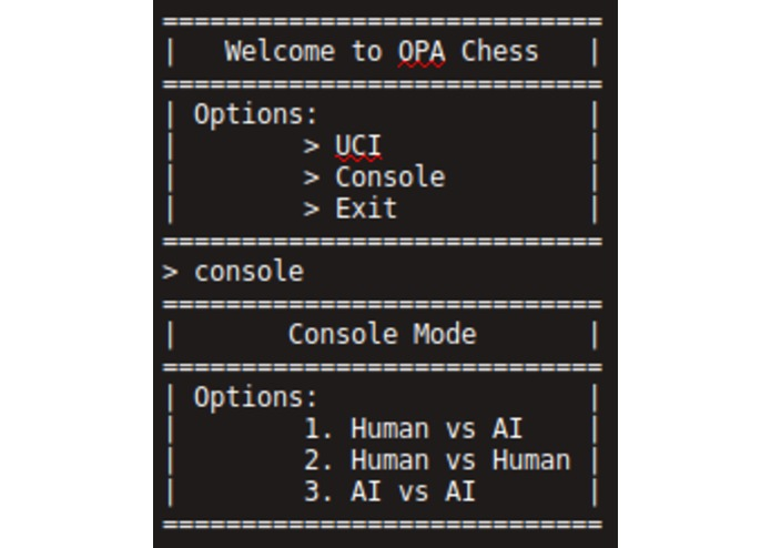 OPA-Chess-Engine – screenshot 6